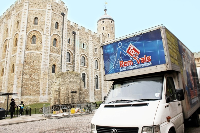 removal services in London
