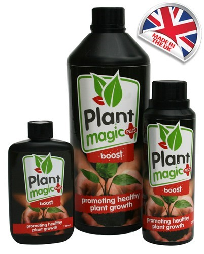 Plant Magic Boost
