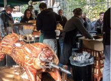 Market Hog Roast